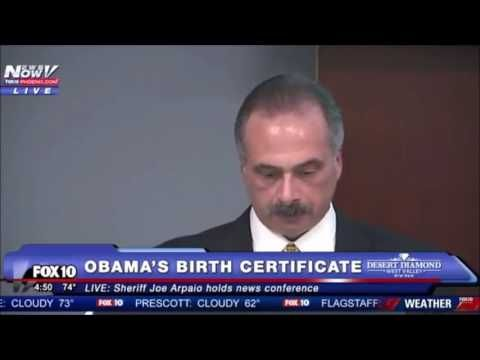 Obama's birth certificate proven a forgery, fraudulently fabricated document, by forensic investigators on two continents » Intellihub