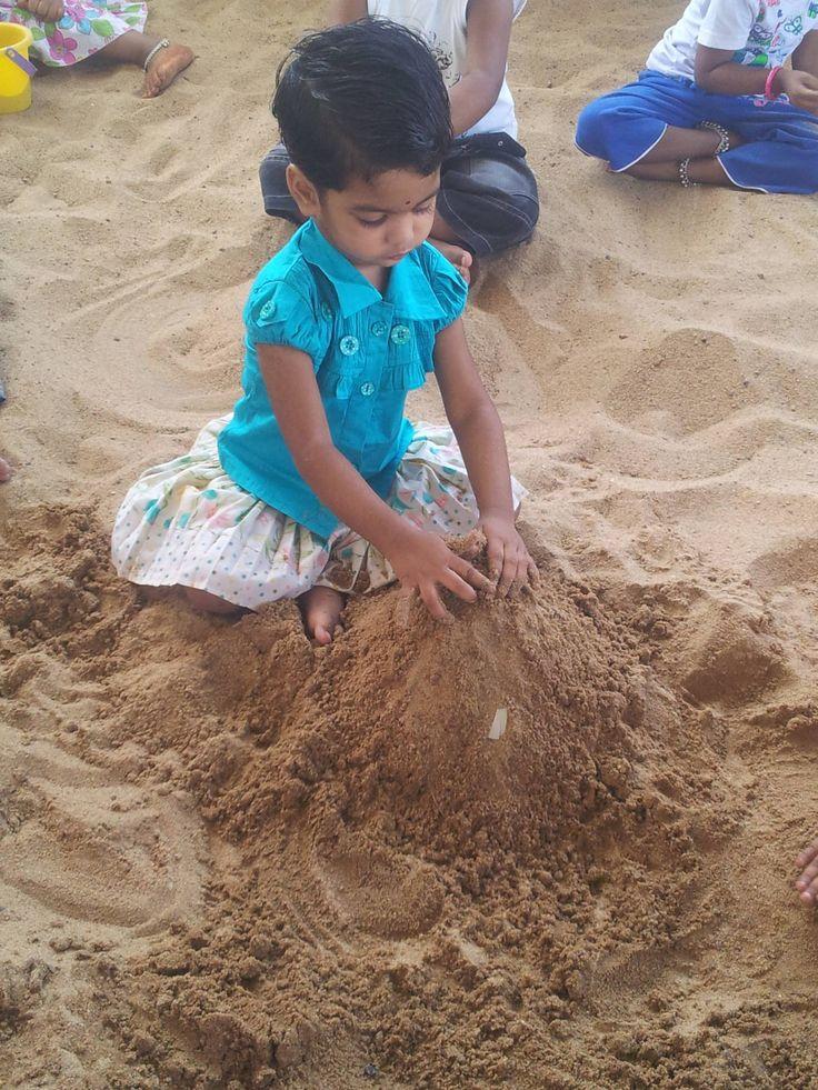 Oi playschool child's work http://www.oiplayschool.com/gajularamaram-child-work.html