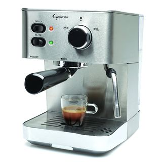 De'Longhi ECP3420 Black 15 Bar Pump Espresso and Cappuccino Machine    Overstock.com Shopping - The Best Deals on Espresso Machines