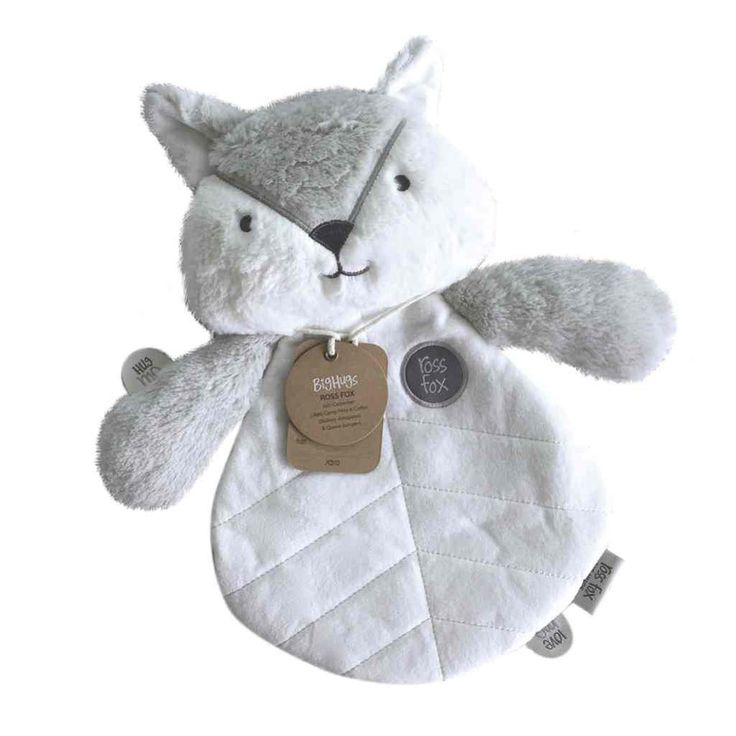 Ross Fox (Silver) Comforter