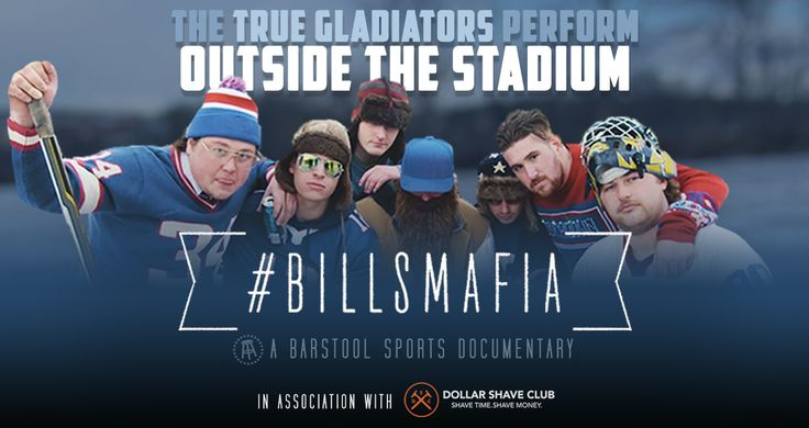 Barstool Sports releases its Bills Mafia mini-documentary  http://ift.tt/2rMXEew Submitted June 20 2017 at 10:43AM by abak94 via reddit http://ift.tt/2swY4CQ
