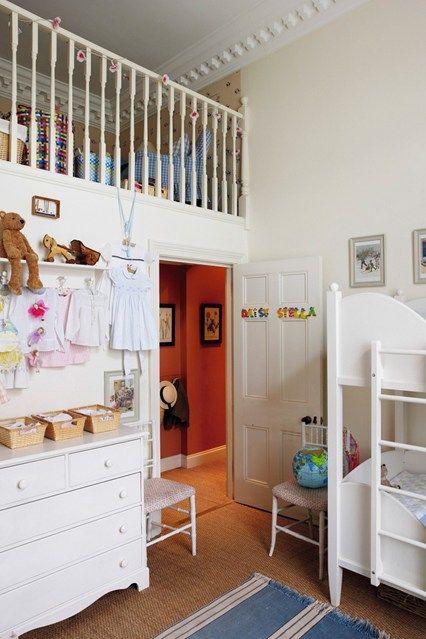 Mezzanine Bedroom - Kids Bedroom Ideas & Designs - Furniture (houseandgarden.co.uk)