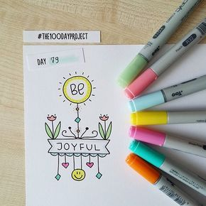 #100daysofdooodles2 #100dayproject #100daysproject #doodle #drawing #draweveryday #inspiration #bejoyful #markers #copic #art #instaart #рисунок #творчество #маркеры