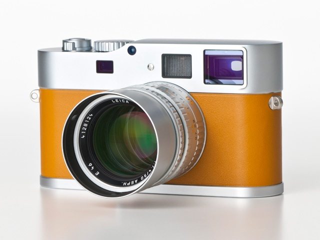 Leica M9-P HERMÈS edition    cool !    but f**king fortune!!