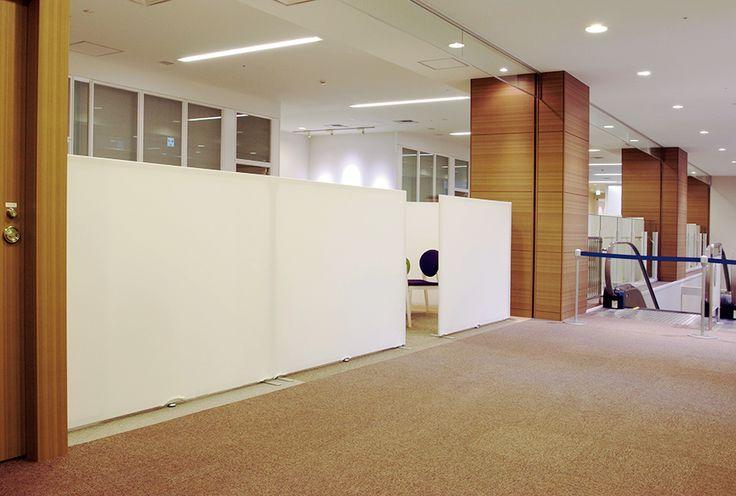 falce(ファルス)のストレートタイプで新しい部屋空間を生成する。