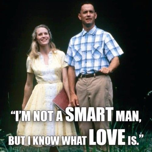 relationship between forrest and jenny