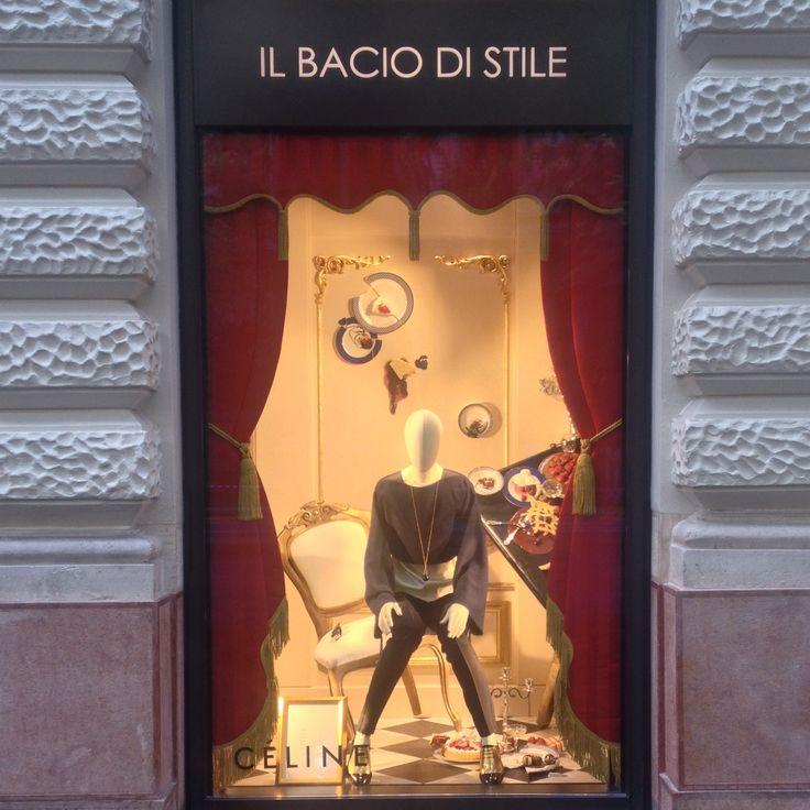 Il Bacio di Stile luxury multibrand store, Budapest