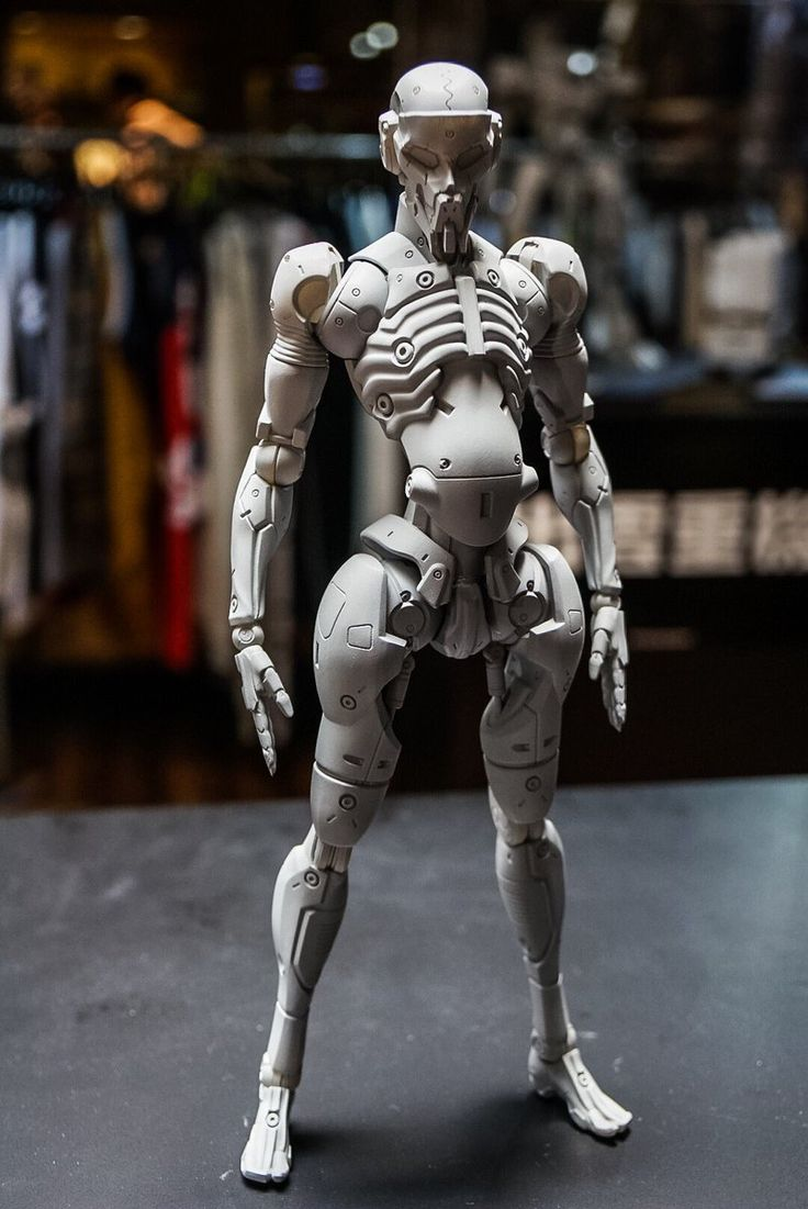 1000toys 1/6 Promotion Body Designed by Yoji Shinkawa 新川洋司