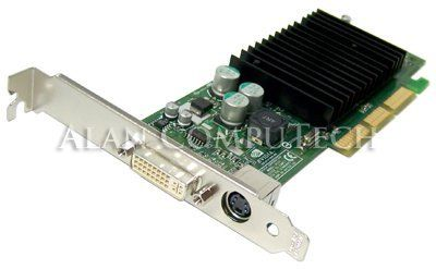 64MB Dell nVIDIA GeForce4 MX440 DDR AGP DVI TV-Out G0770 by Dell. $36.00. Dell Nvidia Geforce MX440 64MB AGP 8x Card New G0770 Video Card NEW Bulk