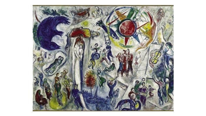 Marc Chagall. La vie @ forte di Bard