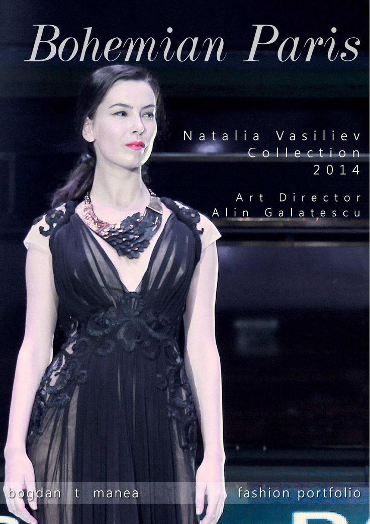 Bohemian Paris - Natalia Vasiliev Art director - Alin Galatescu