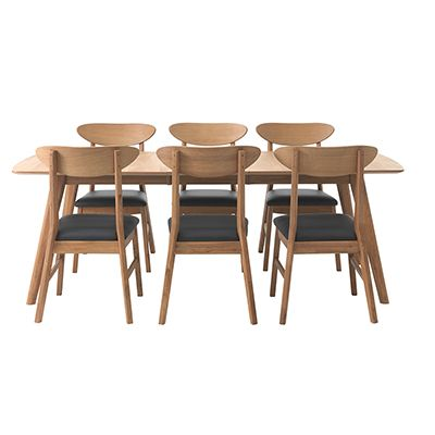 It S On Sale The Deakin Oak Dining Tabledining Room