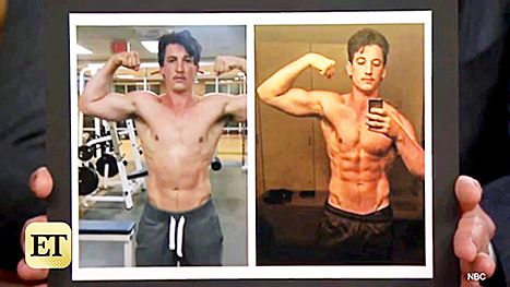 Miles Teller Didn't Eat Bread, Drink for 8 Months to Get Ripped for Bleed For This — and His Girlfriend Wasn't Okay With It! - http://www.hollywoodfame.com/miles-teller-didnt-eat-bread-drink-for-8-months-to-get-ripped-for-bleed-for-this-and-his-girlfriend-wasnt-okay-with-it.html