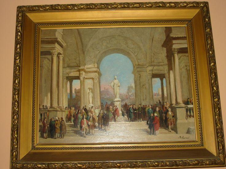 collezione privata, Raffaele Casnedi, pittore