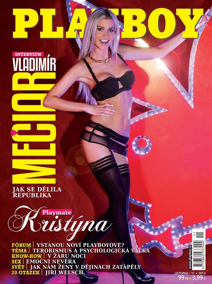 Czech Playboy Playmate November 2013 and Slovakia Playmate January, February 2014 from Hot Peppers Prague.
