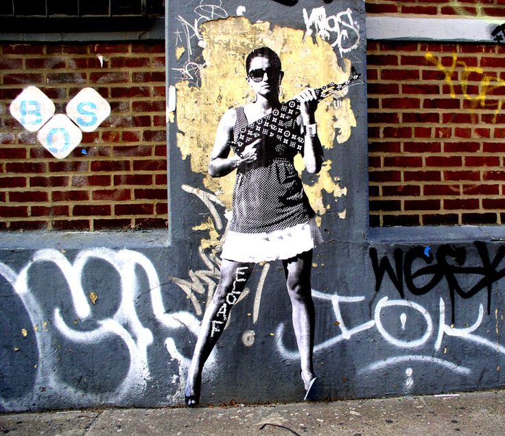 Rene Gagnon in Brooklyn