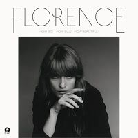 An art called: Florence + the Machine - How Big, How Blue, How Beautiful #review #anartcalled #album #florenceandthemachine