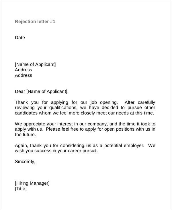 Thank You Letter To Hiring Manager After Job Offer from i.pinimg.com