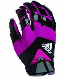 cac35170f408 Adidas Crazy Quick Receiver Football Gloves Review | Best Football ...