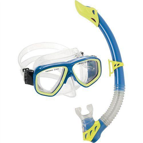 Cressi DELUXE, Kids Youth Mask Snorkel Set - http://scuba.megainfohouse.com/cressi-deluxe-kids-youth-mask-snorkel-set/