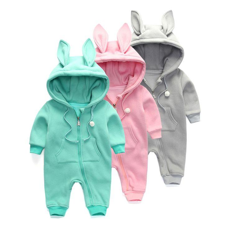 2016 New born одежда baby boy одежда С Длинным рукавом ребенка ползунки девочка одежда детская одежда купить на AliExpress