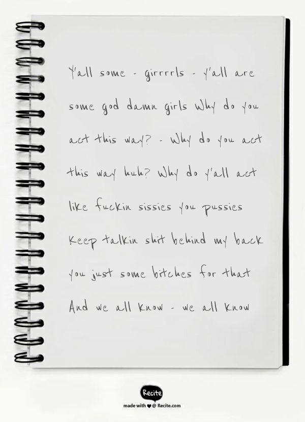 Eminem - Girls