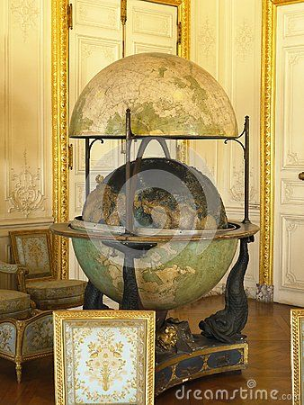 A globe is a three-dimensional, spherical, scale model of Earthor other celestial body such as a planet or moon.