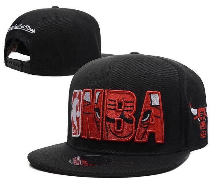 Chicago Bulls NBA Snapback