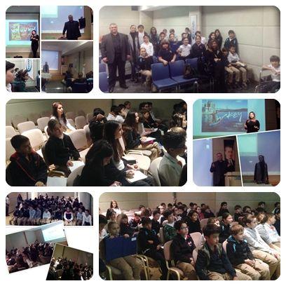 4. sınıflar olarak PYP 2. ünitemiz kapsamında öğrencilerimize, reklam ve pazarlama tekniklerini velilerimiz anlattı.