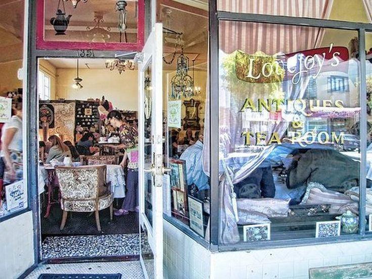 Afternoon Tea in San Francisco * Lovejoy's Tearoom * Eater SF