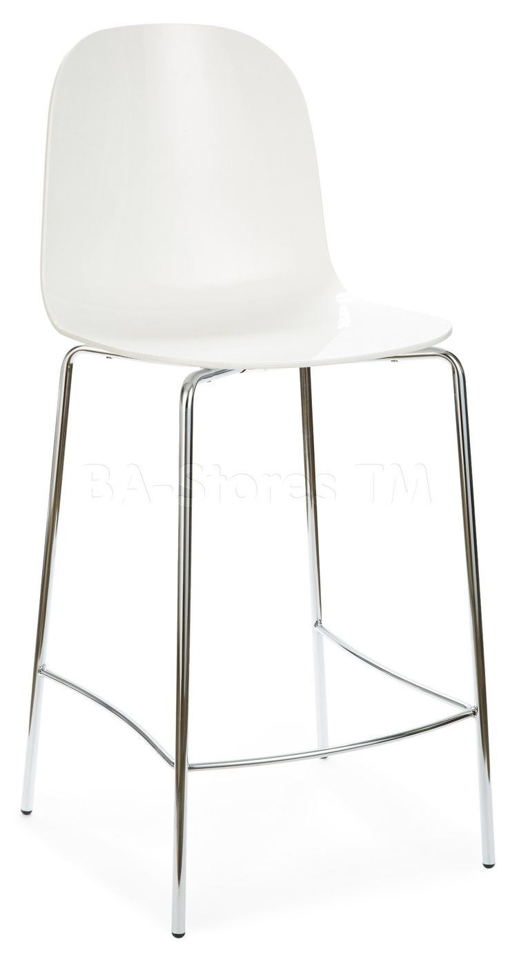 best kitchen barstools images on pinterest  counter stools  - playasgb stool in white by domitalia