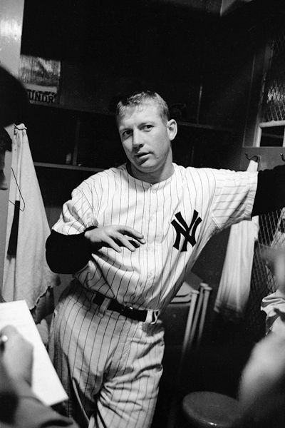 There will never be another Mickey Mantle