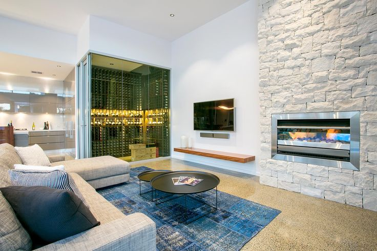 112 Best Images About Tv And Fireplace On Pinterest
