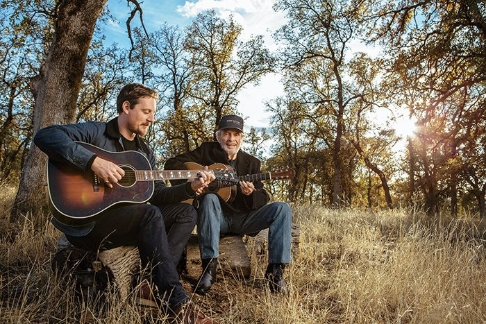 Merle Haggard and Sturgill Simpson | Garden and Gun