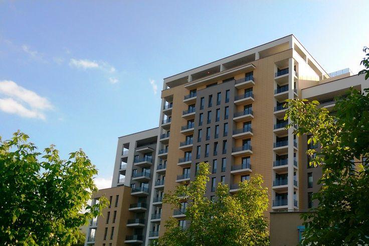 Riviera Luxury Residence  a fost proiectata si construita asfel incat sa castige desemnarea de #cladire #verde - Cluj, zona Iulius Mall