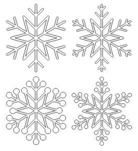 flocons5 de neige fcm - www.ameliefrancois.fr