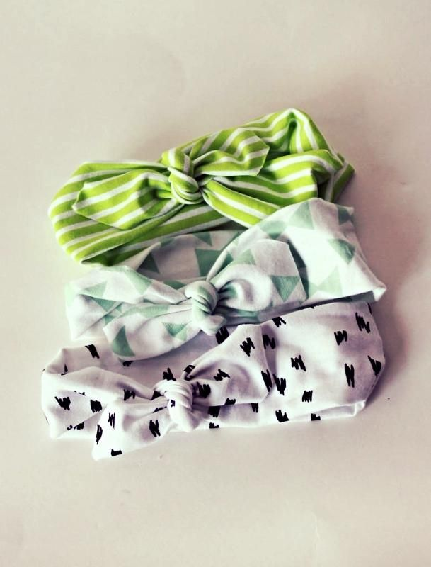 little headbands for little ladies.