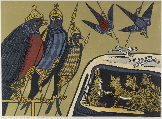 ART & ARTISTS: Edward Bawden - part 4