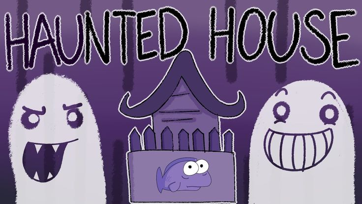Spooky haunted house gone wrong   The odd 1s out, Jaiden animations, Animation