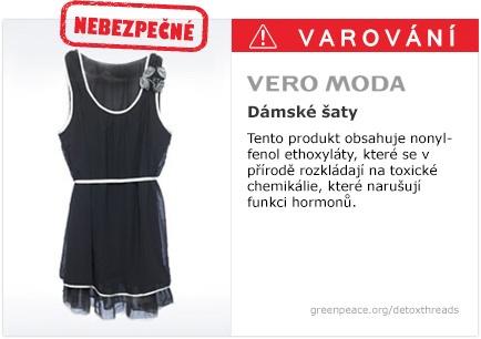 Vero Moda šaty   #Detox #Fashion