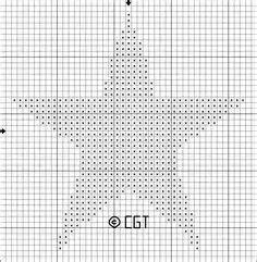 Image result for Dallas Cowboys Crochet Graph Generator