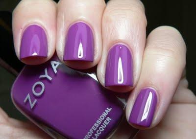 zoya kieko nail polish