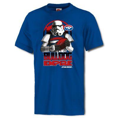 STAR WARS Western Bulldogs Adult T-shirt $40