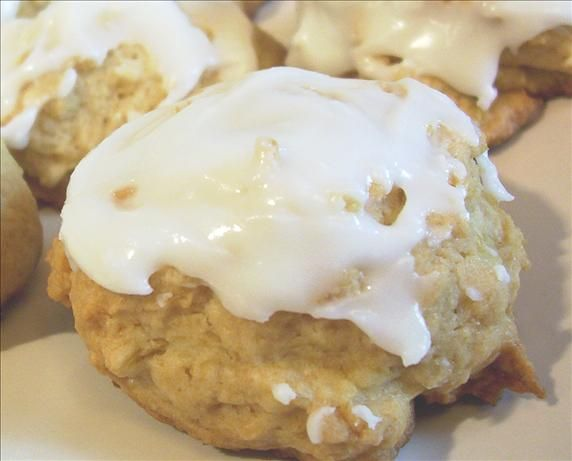 Frosted Pineapple Cookies  I made these years ago,,,,,they are fantastic!