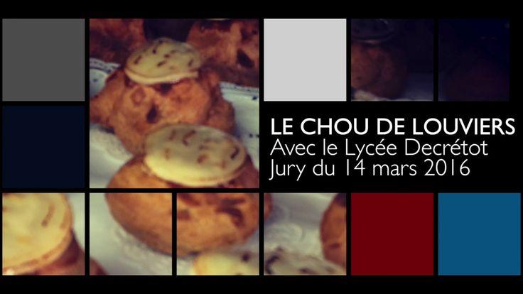 Découvrez, puis dégustez, le chou de #Louviers