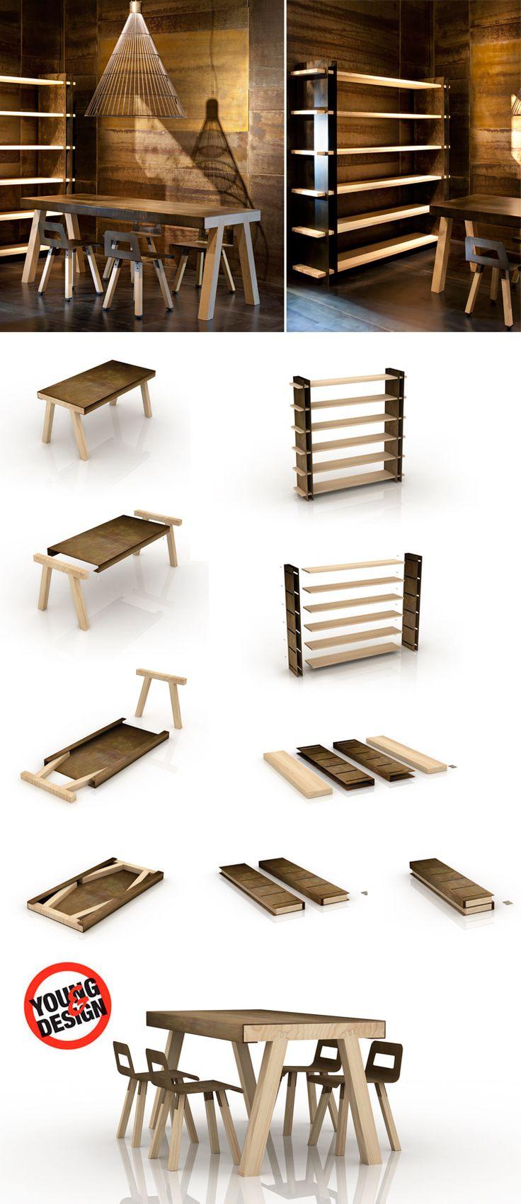 Best 25 metal legs for table ideas on pinterest legs for Italian furniture design companies