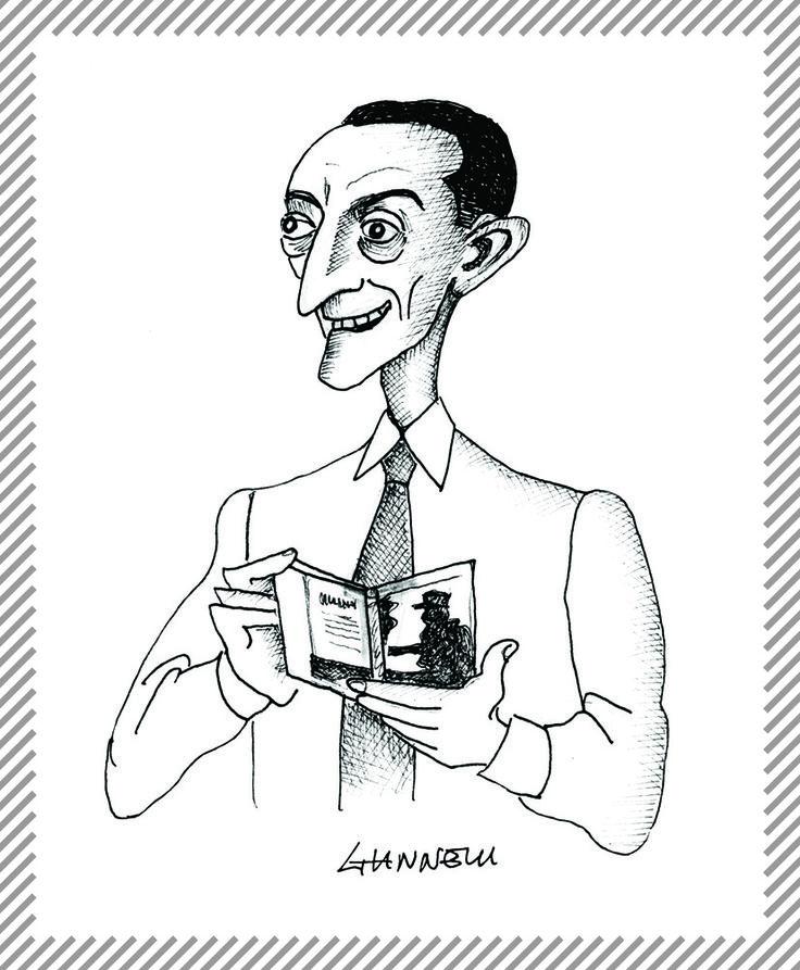 Giorgio Scerbanenco, 1911-1969, scrittore e giornalista. Correttore di bozze, redattore e poi scrittore, è considerato il padre dei giallisti italiani. Da ricordare la serie incentrata sul medico-investigatore Duca Lamberti, di cui ricordiamo I ragazzi del massacro e I milanesi ammazzano il sabato. #AlbumMilano