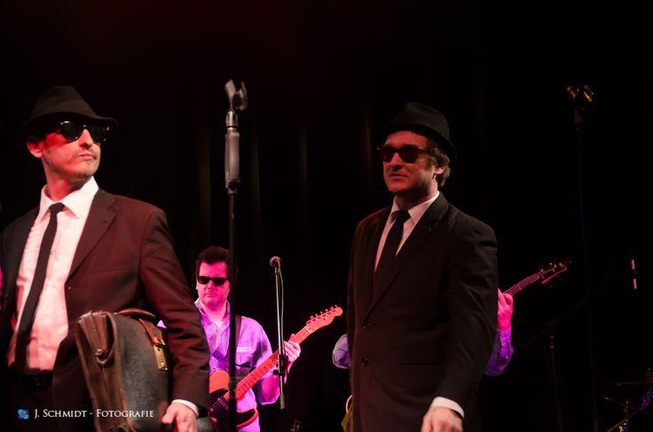 Blues Brothers Einmarsch