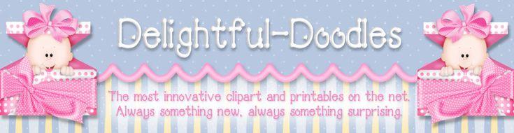 Delightful- DoodlesCrafty Stuff, Crafts Ideas, Cards Ideas, Crafts Graphics, Book Worth, Cards Make, Candies Bar, Delight Doodles, Clips Art
