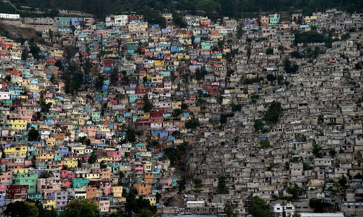 Port-au-Prince by Hector Retamal